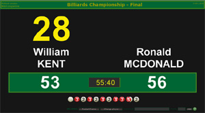 Click to view BallStream Billiards Scoreboard screenshots