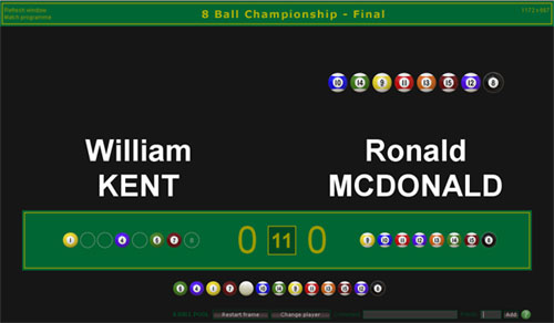 Click to view BallStream Pool Scoreboard screenshots